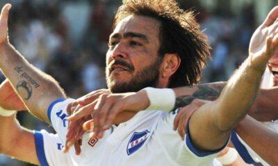 Alvaro Recoba, attaccante uruguayano.