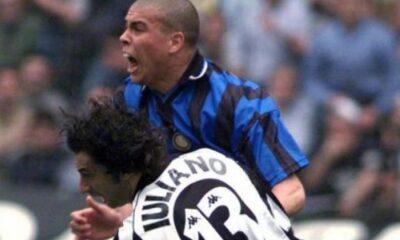 L'episodio Ronaldo-Iuliano