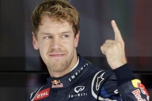 Sebastian Vettel, pilota della Red Bull