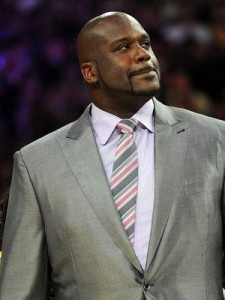 Shaquille O'Neal , ex-All Star Nba