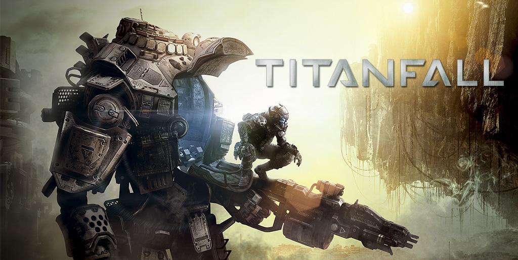 Titanfall Reveal: il logo