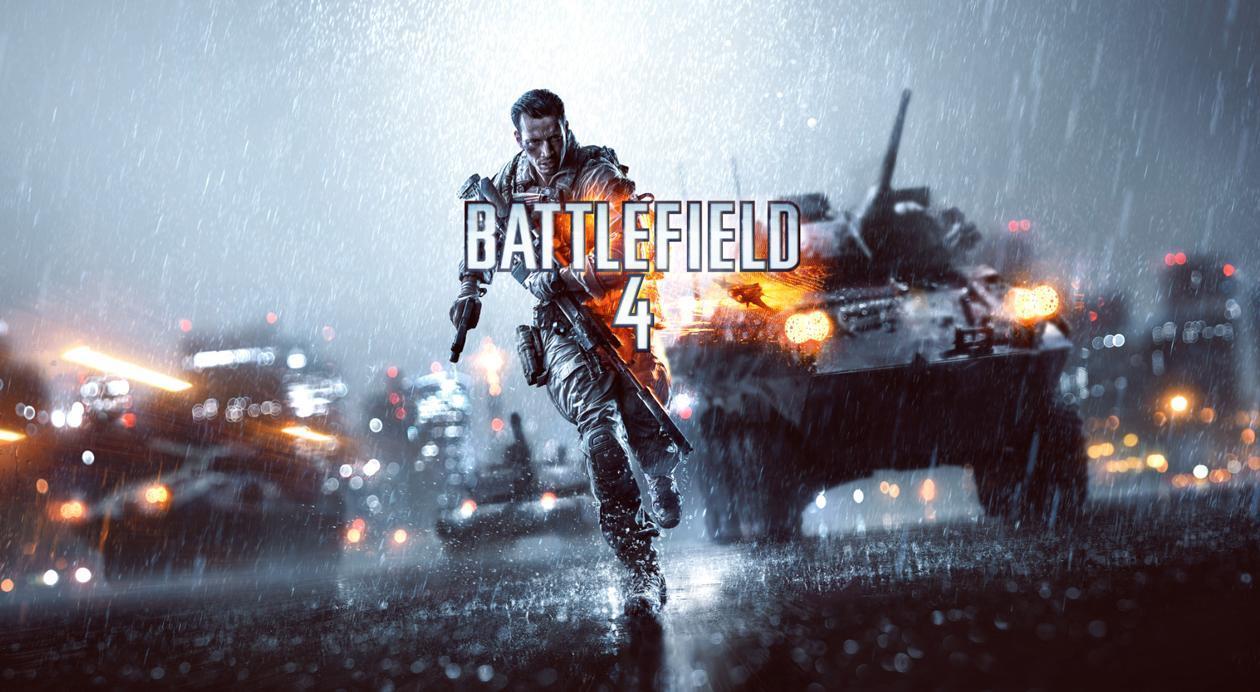 battlefield 4: la copertina