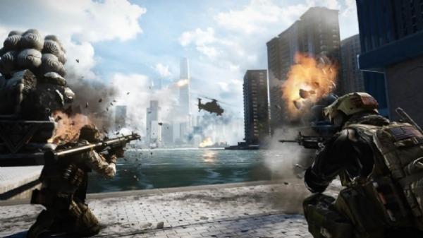 battlefield 4: una fase di gioco