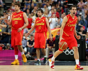 EuroBasket 2013 - Il trio CalderonLlull Marc Gasol