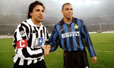 Ronaldo e Del Piero storia del nostro campionato