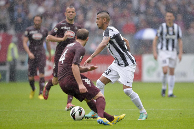 Juventus-Torino, big match della giornata. Le probabili formazioni.