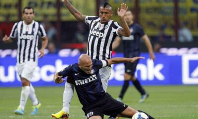 Inter-Juventus del 2013: un'azione