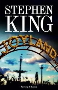 """Copertina di """"Joyland"""" Sperling & Kupfer edizioni"""