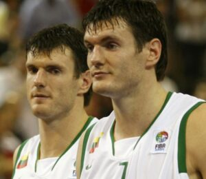 I fratelli Lavrinovic - Lituania
