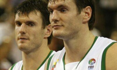 I fratelli Lavrinovic, minaccia sotto canestro per la difesa dell'Italia