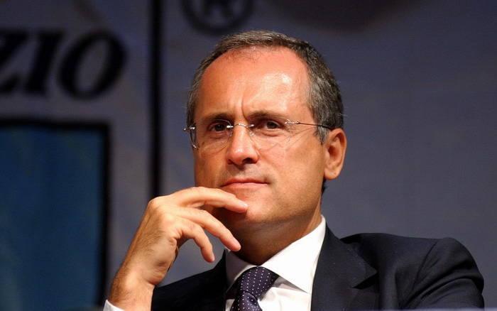 Claudio Lotito, il padrone del calcio italiano