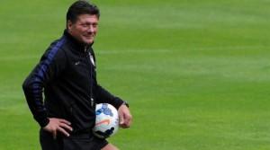 Mazzarri, allenatore dell'Inter