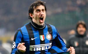 Diego Milito, il mercato dell'Inter passa da lui