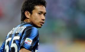 Inter-Chievo: Nagatomo, autore del gol nerazzurro