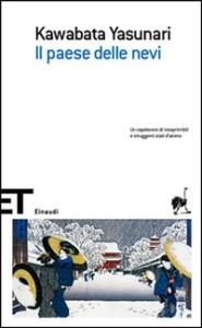 """copertina """"Il paese delle nevi"""" edizioni Einaudi"""
