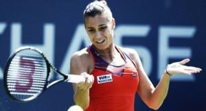 Finiscono ai quarti di finale gli Australian Open di Flavia Pennetta.