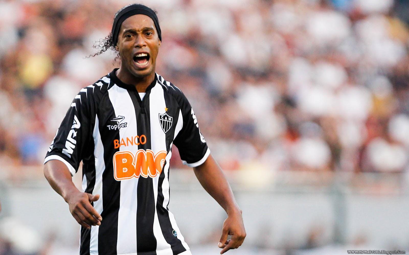Ronaldinho,si è infortunato all'adduttore sinistro