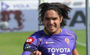 Fiorentina-Parma: Il peruviano rispolverato da Montella è il migliore.