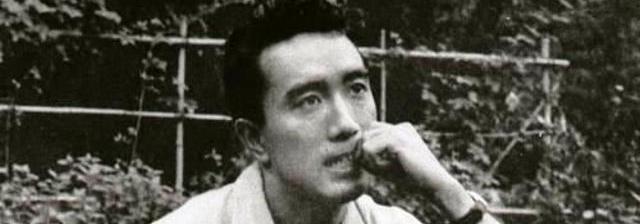 L'autore del libro Yukio Mishima