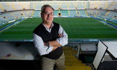 Giuseppe D'Agostino, giornalista e voce del Palermo calcio