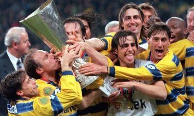 Parma in festa, dopo la conquista della coppa