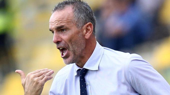 Stefano Pioli, non indovina la partita Bologna-Verona