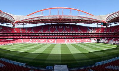 Champions League; Lisbona; Estadio da Luz;
