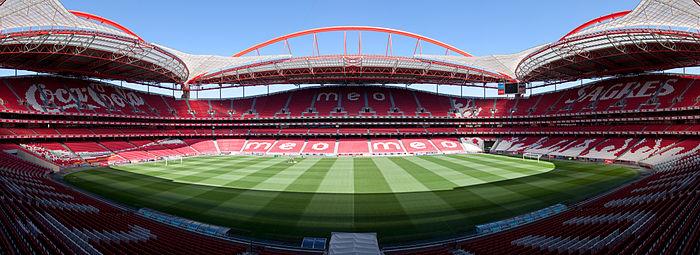 Champions League; Lisbona; Estadio da Luz;