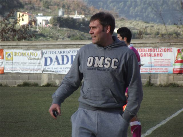 Angelo Sandri, tecnico del Marsala 1912