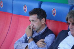 Antonino Pulvirenti, presidente del Catania Calcio