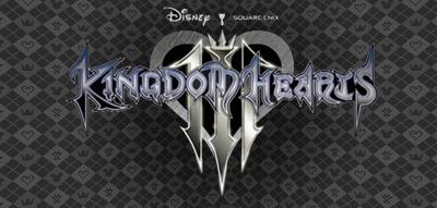 Kingdom Hearts 3 logo