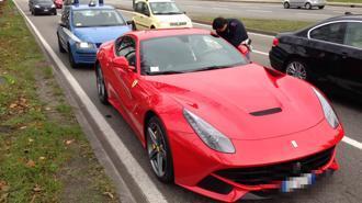 La Ferrari di Bonucci
