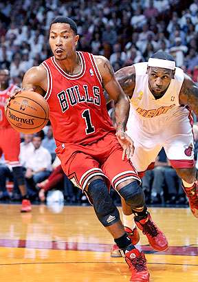 Lebron-Rose, opening night Nba, SportCafe24