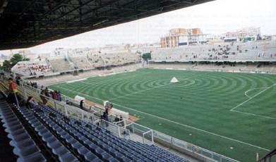 Lo stadio comunale Zaccheria di Foggia