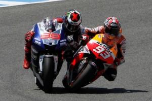 Lorenzo; Marquez; MotoGP