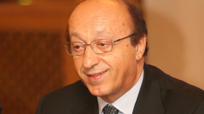 Luciano Moggi, protagonista di Calciopoli