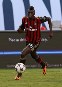 Sfigati: Mbaye Niang, attaccante del Milan
