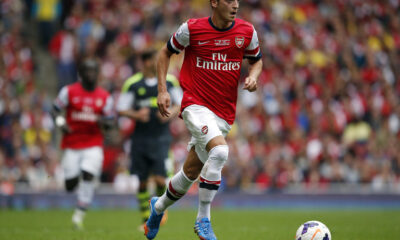 Premier League: Ozil, centrocampista dell'Arsenal