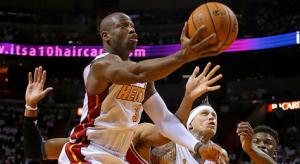 Altra serata positiva per i Miami Heat di Dwayne Wade