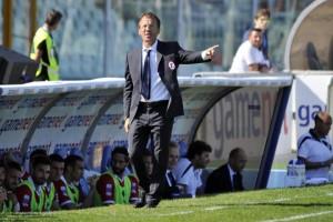 Roberto Alberti, allenatore del Bari