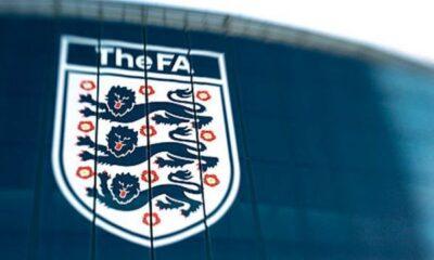 Logo della FA inglese