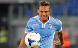 Bryan Perea, il suo goal non serve alla Lazio che esce comunque