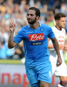 Gonzalo Higuain; Napoli;