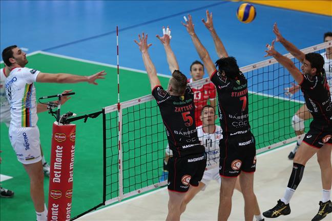 Sipercoppa Volley: un'immagine della sfida