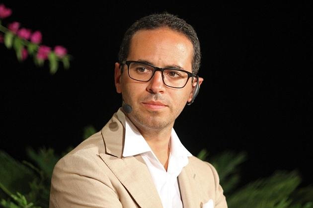 Michele Criscitiello, volto di punta dell'ex Sportitalia, ora Lt sport