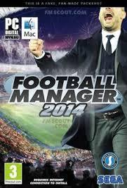 Logo di FM14, videogioco manageriale di calcio