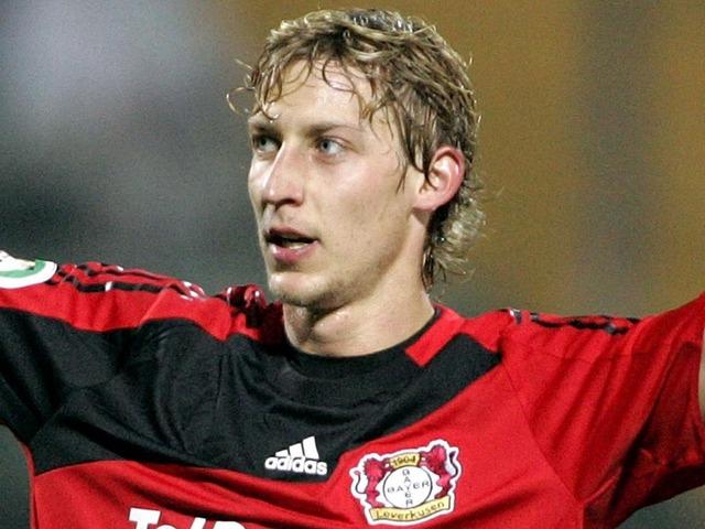 Stefan Kiessling, bomber del Bayer Leverkusen
