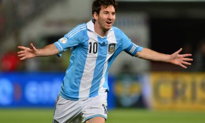 Lionel Messi porterà in alto l'Argentina ai mondiali?