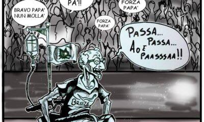 Il futuro di Totti immaginato da Valp3D
