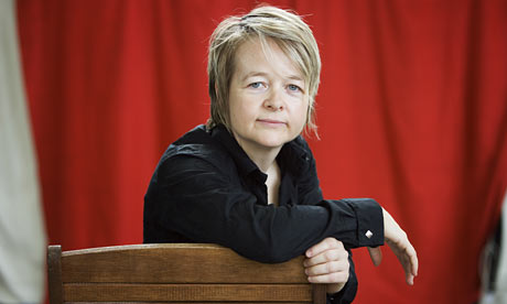 "Sarah Waters, autrice del libro ""Ladra"""
